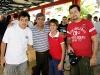 PY2PE - Junior, seu pai PY2PPE, seu irmão e PU2TFG - Ricardo