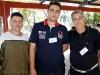 PU2ROD - Comandante Nogueira e PY2JMJ - Julio